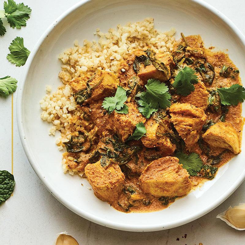 Urvashi Pitre's Instant Pot Butter Chicken