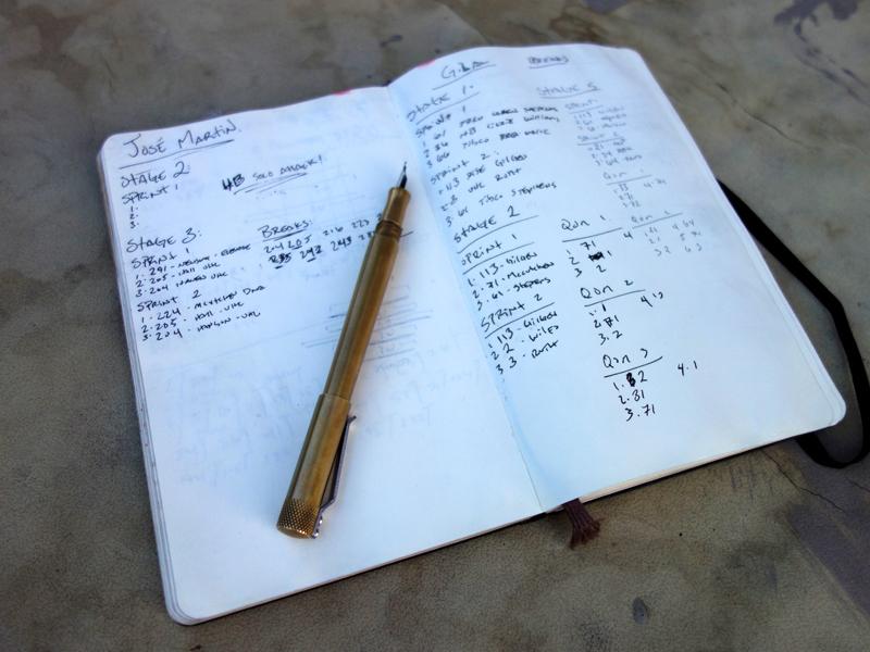 Tools Pen Notebook