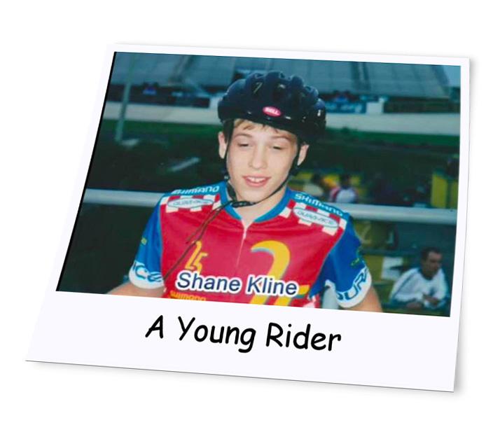 Young Shane Kline
